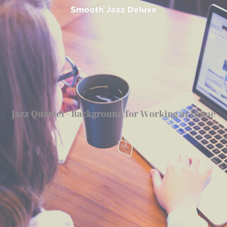 Jazz Quartet - Background For Working At Home