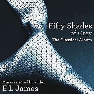 格雷的五十道陰影 - 小說概念專輯