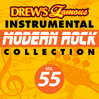 Drew's Famous (Instrumental) Modern Rock Collection (Vol. 55)