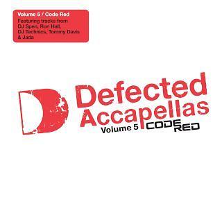 Defected Accapellas Vol. 5 - Code Red Accapellas
