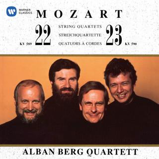 Mozart:String Quartets Nos. 22 & 23