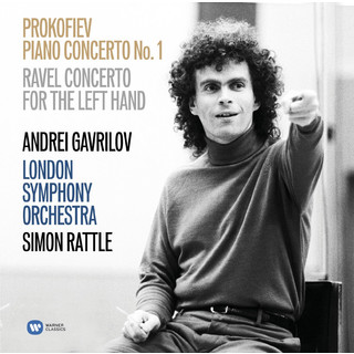 Prokofiev:Piano Concerto No. 1 - Ravel:Concerto For The Left Hand
