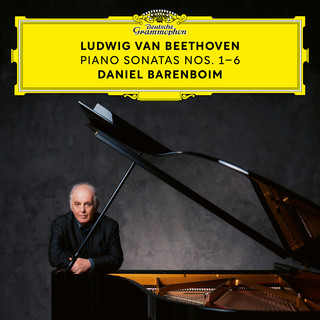 Beethoven:Piano Sonatas Nos. 1 - 6