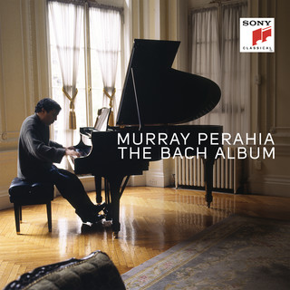 Murray Perahia - The Bach Album