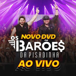 DVD Novo Dos Barões Da Pisadinha Ao Vivo
