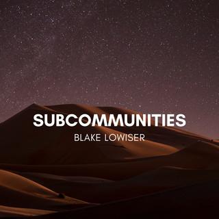 Subcommunities
