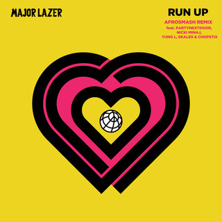 Run Up (Feat. PARTYNEXTDOOR, Nicki Minaj, Yung L, Skales & Chopstix)