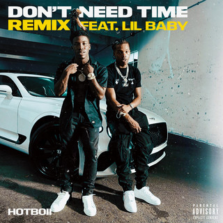 Don\'t Need Time (Remix)