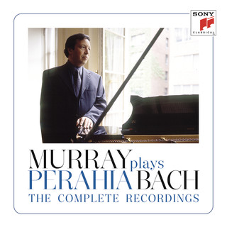 Murray Perahia Plays Bach - The Complete Recordings