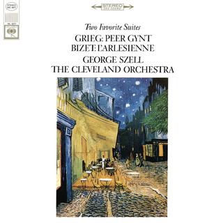 Bizet:L\'Arlésienne - Grieg:Peer Gynt Suite No. 1, Op. 46