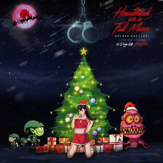 Heartbreak On A Full Moon Deluxe Edition:Cuffing Season - 12 Days Of Christmas