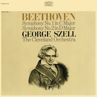 Beethoven:Symphonies Nos. 1 & 2 (Remastered)