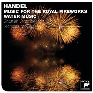 Handel:Fireworks Music & Water Music