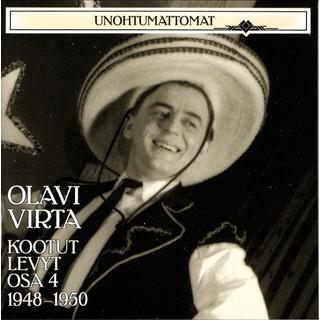 Kootut levyt osa 4 1948-1950