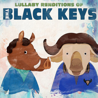 Lullaby Renditions Of The Black Keys