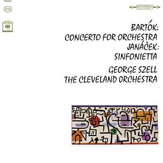 Bartók:Concerto For Orchestra, Sz. 116 - Janácek:Sinfonietta For Orchestra, Op. 60