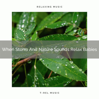 When Storm And Nature Sounds Relax Babies