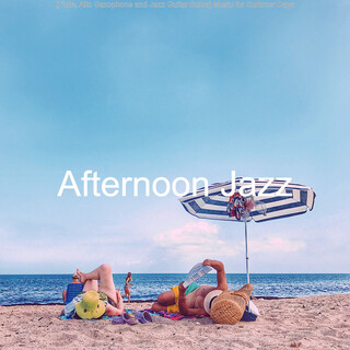 (Flute, Alto Saxophone And Jazz Guitar Solos) Music For Summer Days
