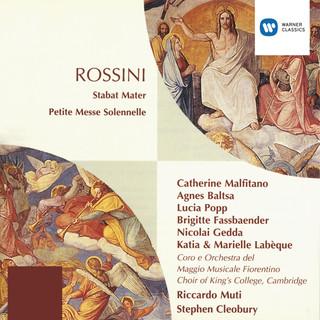 Rossini:Stabat Mater - Petite Messe Solennelle