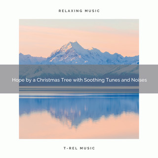 Hope By A Christmas Tree With Soothing Tunes And Noises