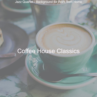 Jazz Quartet - Background For Work From Home