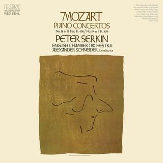 Mozart:Piano Concertos Nos. 18 & 19