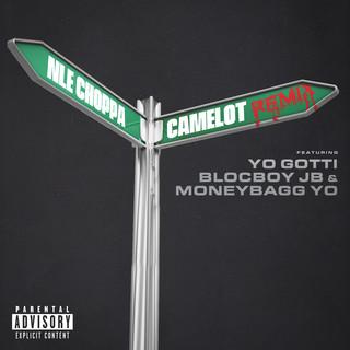 Camelot -Explicit- (Feat. Yo Gotti, BlocBoy JB & Moneybagg Yo) (Remix)
