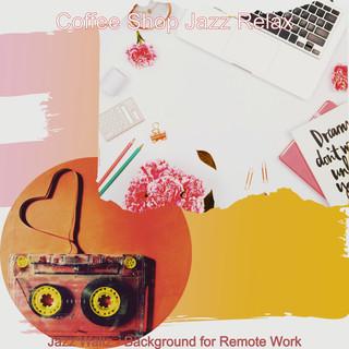 Jazz Waltz - Background For Remote Work
