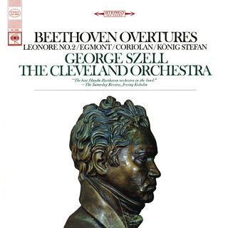Szell Conducts Beethoven Overtures (Remastered)
