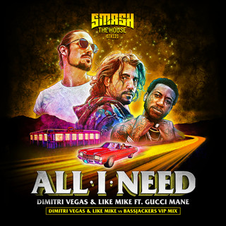 All I Need (DVLM X Bassjackers VIP MIX)