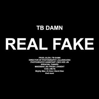 REAL FAKE X 真假