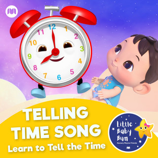 Telling Time Song (Learn To Tell The Time)