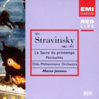 春之祭 / 彼得洛希卡 ( Le Sacre Du Printemps / Petrushka Suite)