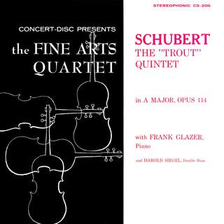Schubert: Piano Quintet in A Major, D. 667 \