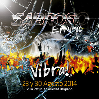 Vibra (En Vivo 23 Y 30 De Agosto De 2014 - Villa Retiro / Sociedad Belgrano)