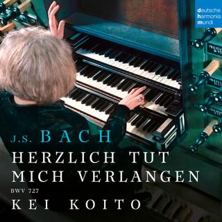 Herzlich Tut Mich Verlangen, BWV 727
