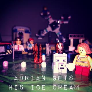 Adrian Gets His Ice Cream