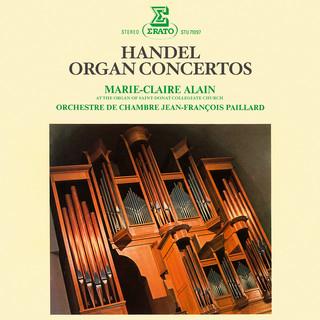 Handel:Organ Concertos
