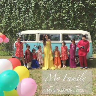 My Singapore 2016:My Family