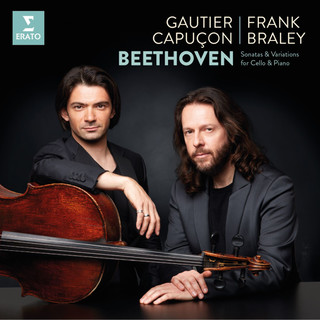 Beethoven:Complete Works For Cello & Piano