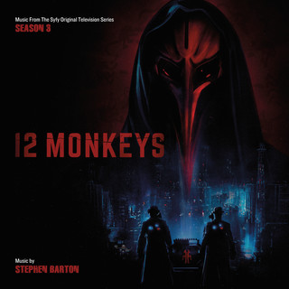 12 Monkeys:Season 3(Music From The Syfy Original Series)
