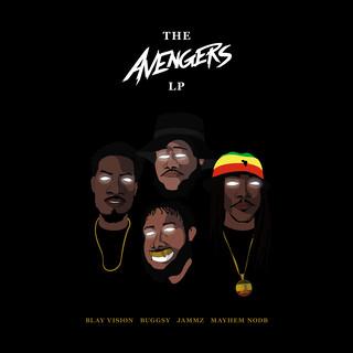 The Avengers LP