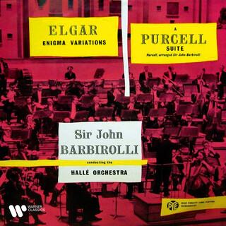 Elgar:Enigma Variations, Op. 36 - Purcell:Suite
