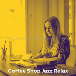 Jazz Quartet - Background For Work