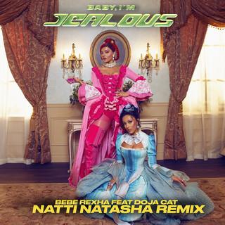 Baby, I\'m Jealous (feat. Doja Cat) [Natti Natasha Remix]