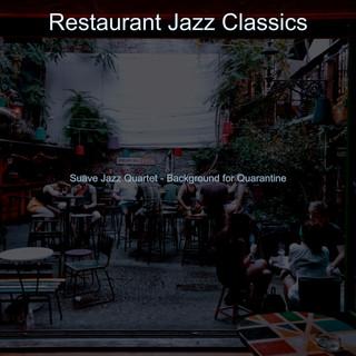 Suave Jazz Quartet - Background For Quarantine