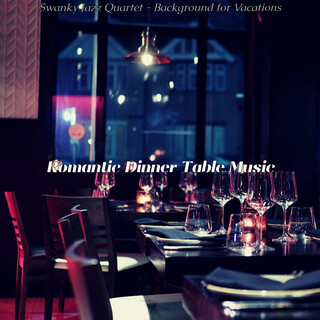 Swanky Jazz Quartet - Background For Vacations
