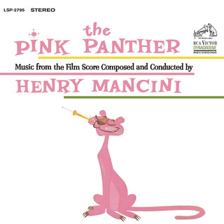 The Pink Panther:Music From The Film Score Composed And Conducted By Henry Mancini