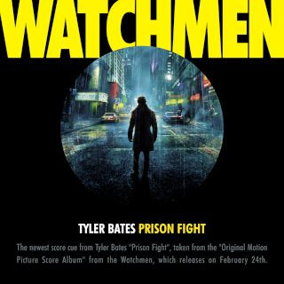 Prison Fight (From The Motion Picture \'Watchmen\') (DMD Single)