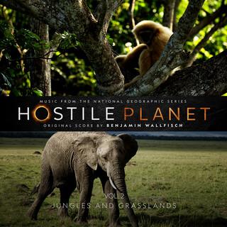 Hostile Planet:Volume 2 (Original Series Score)